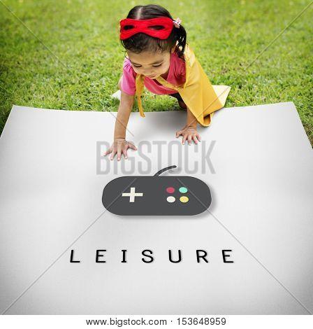 Leisure Game Playful Enjoyment Concept