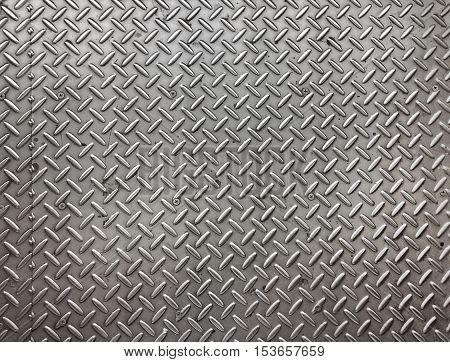 Metal floor texture. Industrial and constructions background