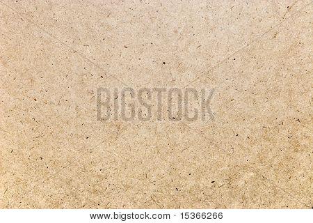 Dense cardboard. Texture or background.