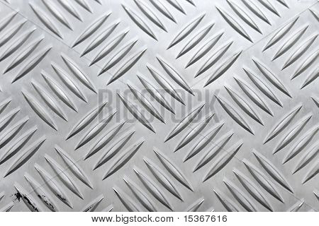 Uneven metal texture or background.