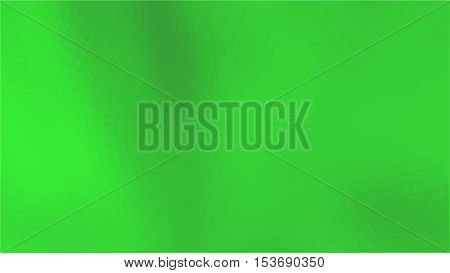 Green light triangle circle beautiful abstract background