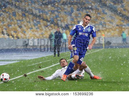 Cup Of Ukraine: Fc Dynamo Kyiv V Zorya Luhansk