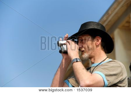 Tourist Videographer