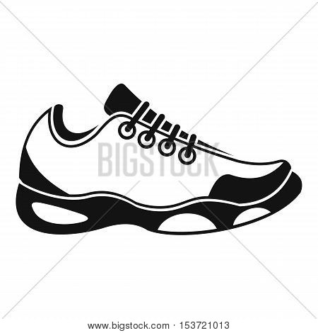 Sneakers for tennis icon. Simple illustration of sneakers for tennis vector icon for web