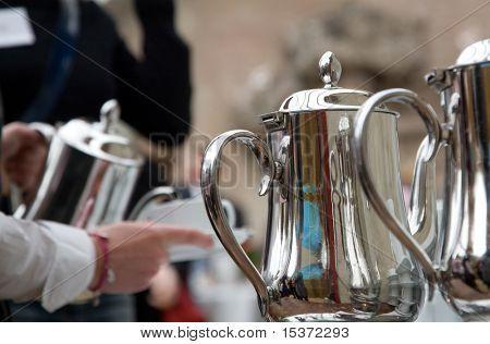 coffee or tea pot