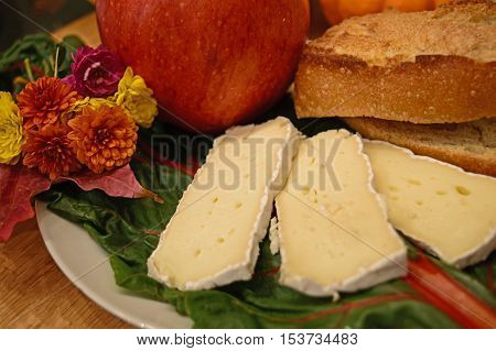 Colorful Autumn Food Chese Plate Garnish Ideas for Entertaining Party Holiday Celebration a dinner party cheese plate