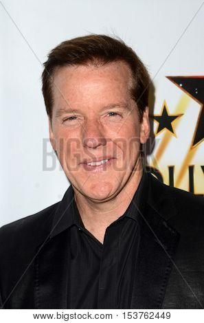 LOS ANGELES - OCT 25:  Jeff Dunham at the Hollywood Walk of Fame Honors at Taglyan Complex on October 25, 2016 in Los Angeles, CA