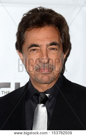 LOS ANGELES - OCT 25:  Joe Mantegna at the Hollywood Walk of Fame Honors at Taglyan Complex on October 25, 2016 in Los Angeles, CA
