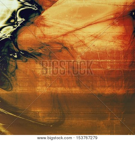 Distressed texture, faded grunge background or backdrop. With different color patterns: yellow (beige); brown; gray; green; red (orange); black