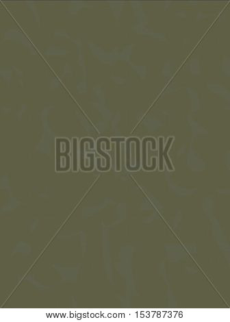 Abstract military background. Military print. Khaki background. Background for text.  Vector graphics. The green background. Military background.