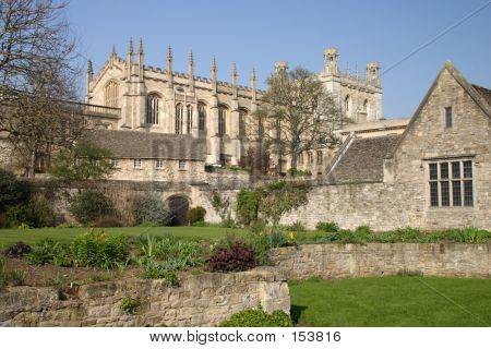 Oxford Cathedral,christ Church