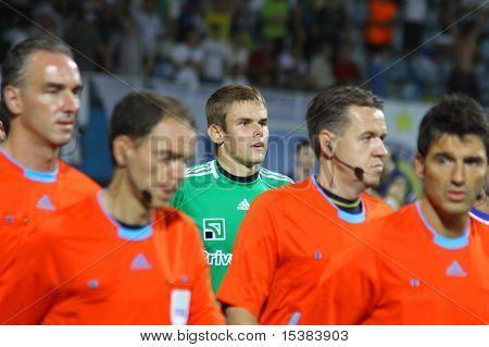 Maxym Koval Of Dynamo Kyiv
