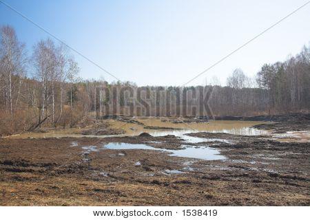 Inundação de Primavera