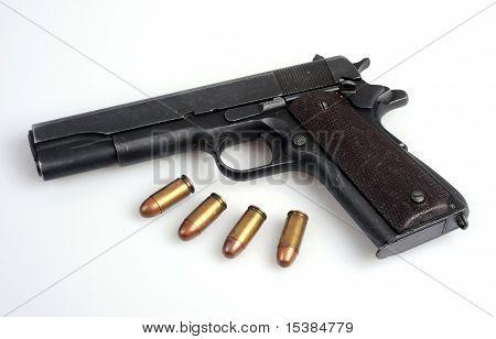 Colt .45 Service Automatic