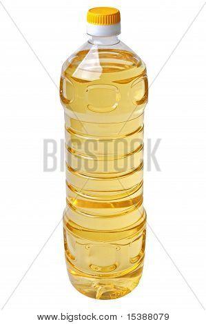 Liter Bottle Of Vegetable Oil