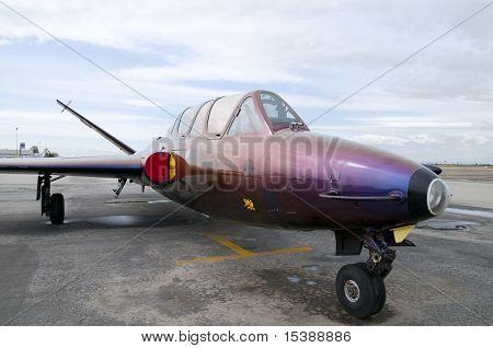 Corporate Jet Conversion