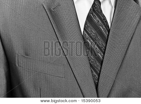Businessman Formal Suit