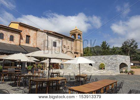 Italian Village And Resturant