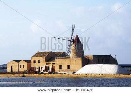 Salt Production