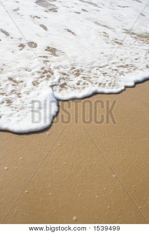 Ocean Foam And Sand - 2