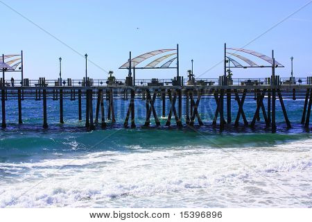 Beach Pier