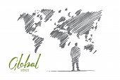 global poster