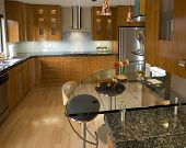 Super Modern Contemporary Kitchen