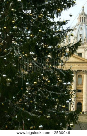Christmas In Vatican