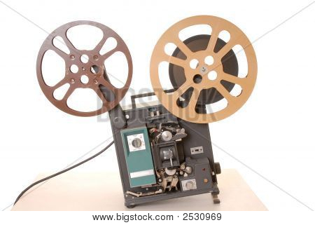 Film Projector 16Mm