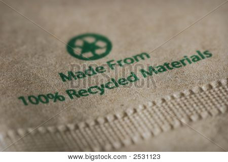 Recycled Paper Napkin