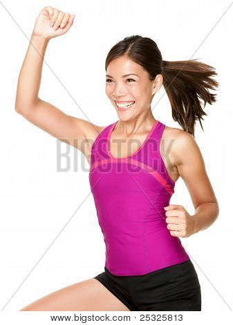 Aerobic Fitness mujer