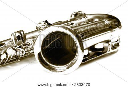Saxophone Music Instrument