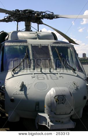 Helicopter Front
