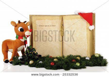 Once Upon A Rudolf