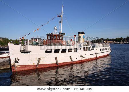 Tourist Ferry