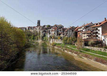 Fribourg City, Switzerland
