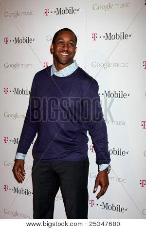 LOS ANGELES - NOV 16:  Jaleel White arrives at the Google Music Launch at Mr. Brainwash Studio on November 16, 2011 in Los Angeles, CA