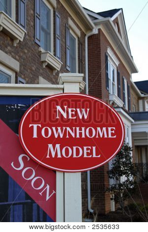 New Townhome Model