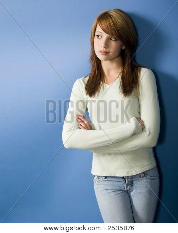 Pretty Teen Model