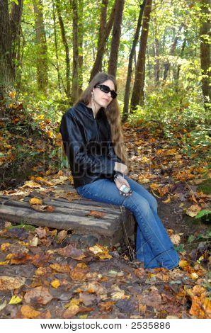 And Quiet Woods