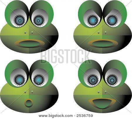Frog Icon.Eps