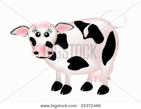 Female cow
