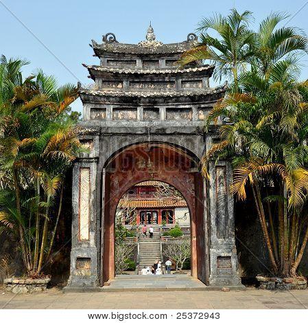 Pavilion Gate