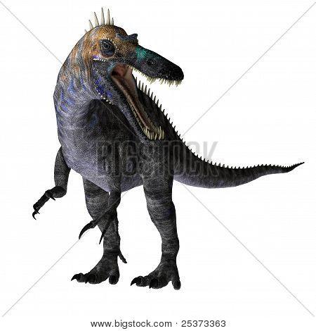 Textured Dinosaur