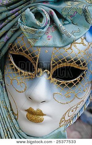 Carnival Mask, Venice