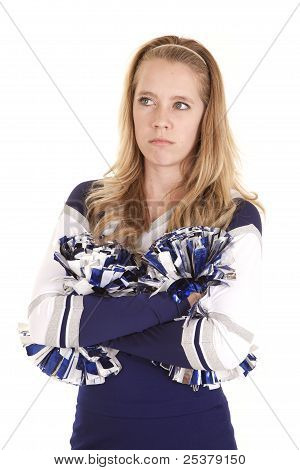 Mad Cheerleader