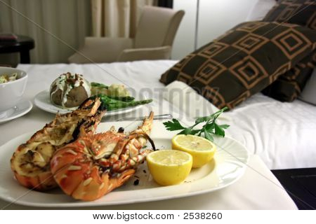 Room Service Lobster