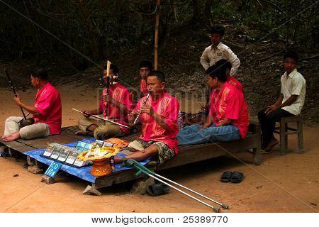 Travel In Ta Prohm Temple