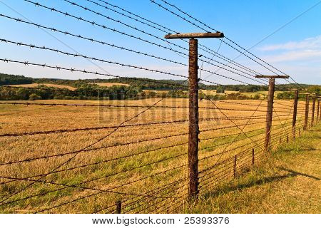 Iron Curtain Remains