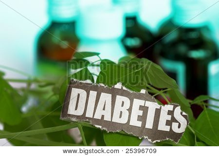 Diabetes Herbal Supplement